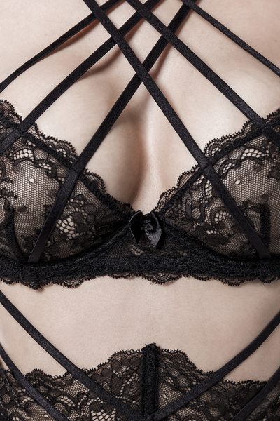 Lingerie Lace Set by Grey Velvet