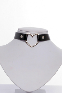 Collar with Heart