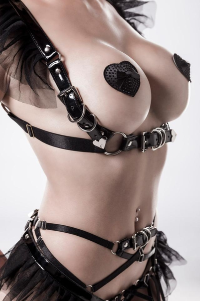 Holster Erotic Set by Grey Velvet