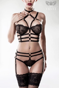 Harness Set by Grey Velvet