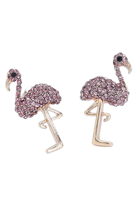 Flamingo Earrings