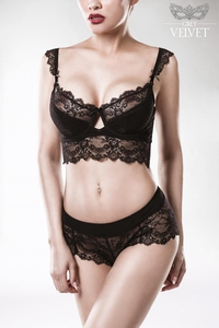 Bra Lace Set by Grey Velvet