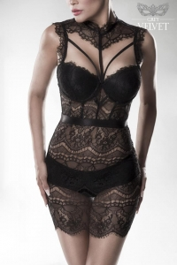 Lingerie Camisole in Lace by Grey Velvet