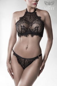 Elegant Bra Lace Set by Grey Velvet