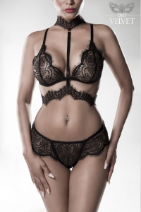 Seductive Bra Lace Set by Grey Velvet